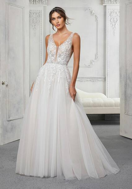 Morilee Style 5927 wedding dress