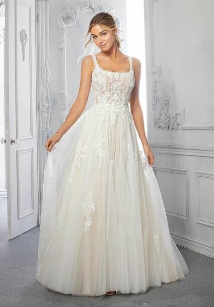 Morilee Style 2375 Charlotte wedding dress