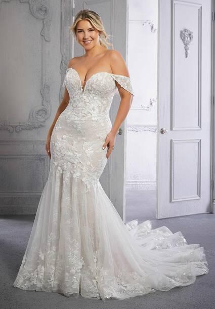 Morilee Style 3333 Catalina wedding dress