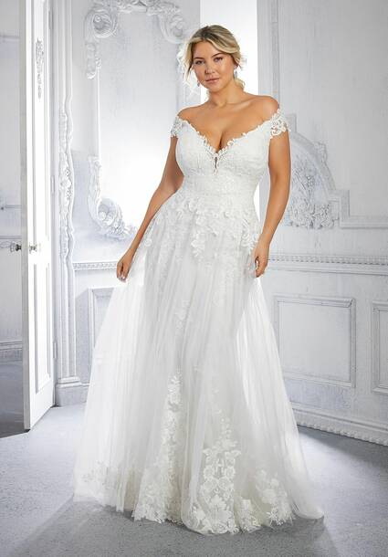 Morilee Style 3323 wedding dress
