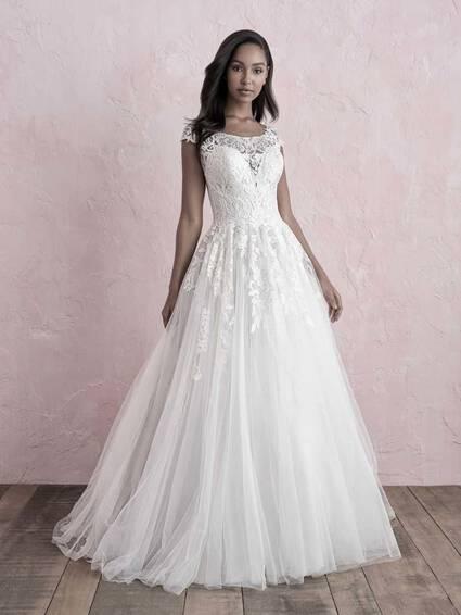 Allure Bridals Style 3260 wedding dress