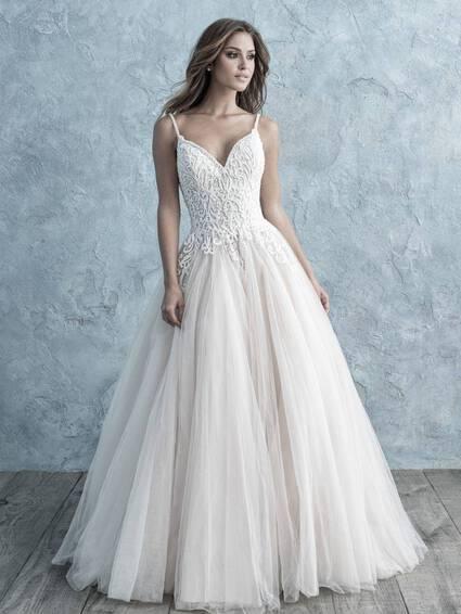 Allure Bridals Style 9667 wedding dress