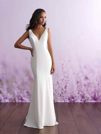 Allure Bridals Style 3101 wedding dress