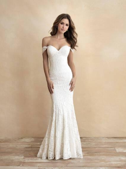 Allure Bridals Style 3302 wedding dress
