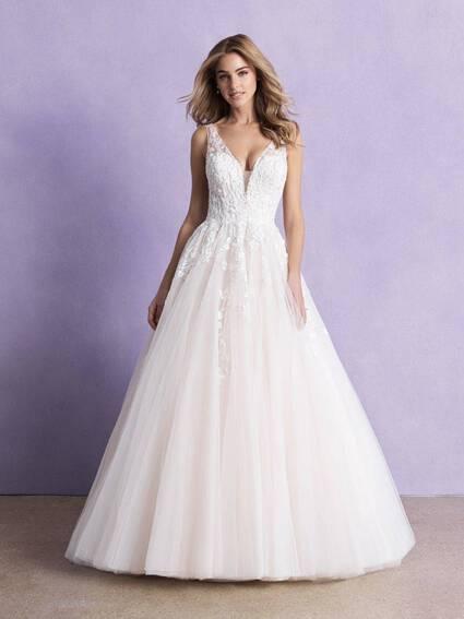 Allure Bridals Style 3358 wedding dress