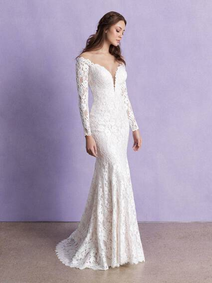Allure Bridals Style 3366 wedding dress