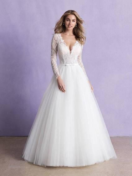 Allure Bridals Style 3364L wedding dress