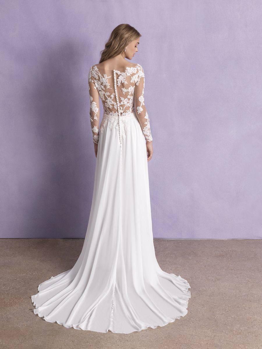 Allure Bridals Style 3353L wedding dress