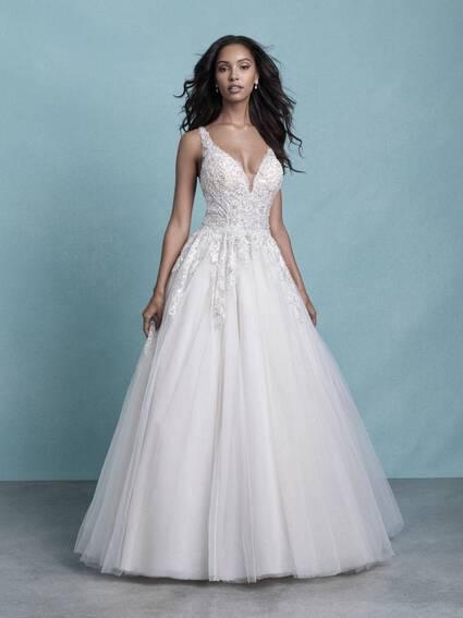 Allure Bridals Style 9775L wedding dress