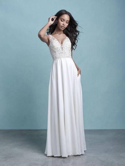 Allure Bridals Style 9769L wedding dress