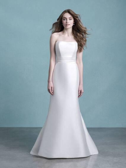 Allure Bridals Style 9753 wedding dress