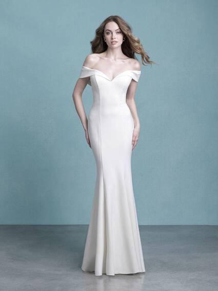 Allure Bridals Style 9763 wedding dress