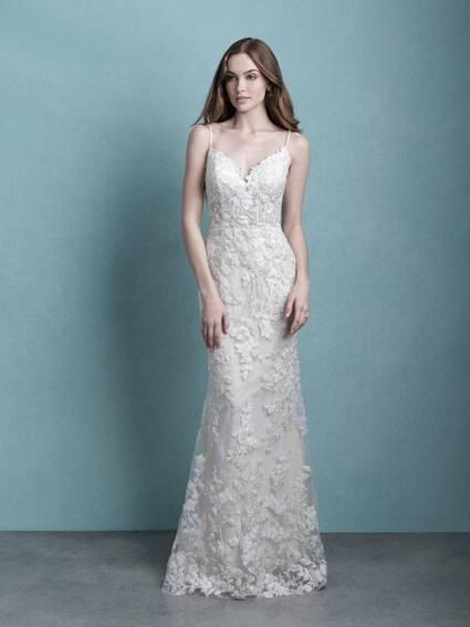 Allure Bridals Style 9765L wedding dress