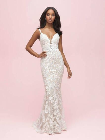 Allure Bridals Style 3213 wedding dress