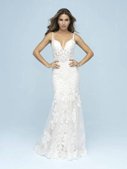Allure Bridals Style 9615 wedding dress