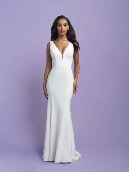 Allure Bridals Style 3411 wedding dress