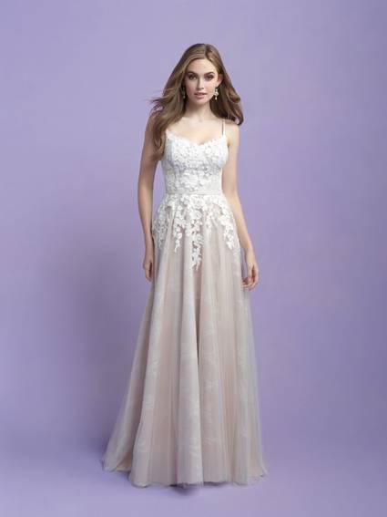 Allure Bridals Style 3402 wedding dress