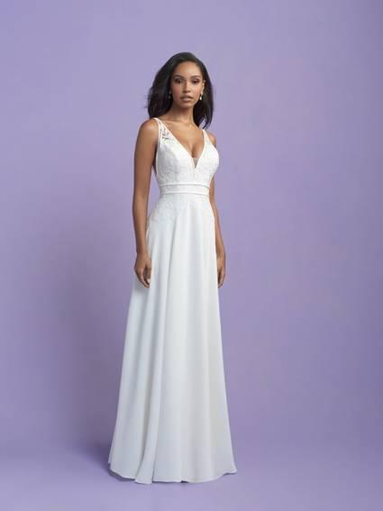 Allure Bridals Style 3407 wedding dress
