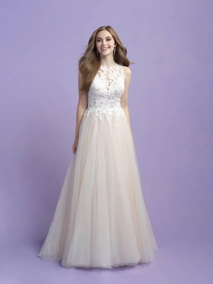 Allure Bridals Style 3406 wedding dress