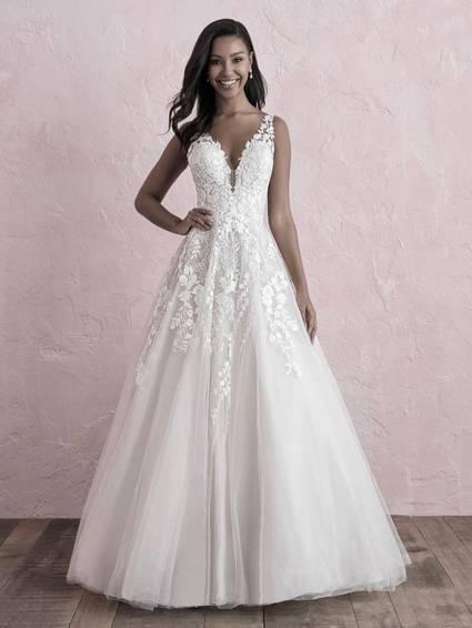 Allure Bridals Style 3265 wedding dress