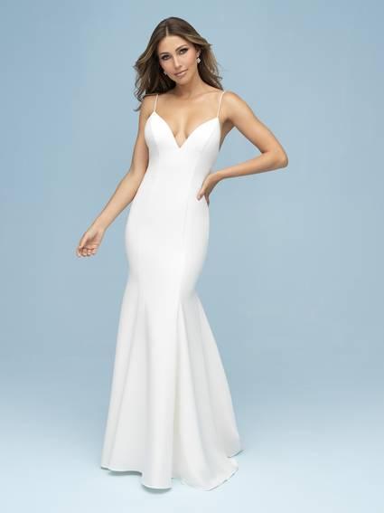 Allure Bridals Style 9603 wedding dress