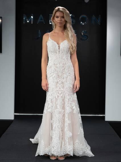 Allure Bridals Style L557 wedding dress