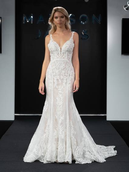 Allure Bridals Style L562 wedding dress