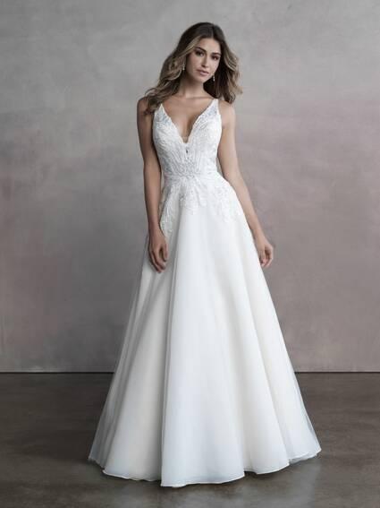 Allure Bridals Style 9800 wedding dress