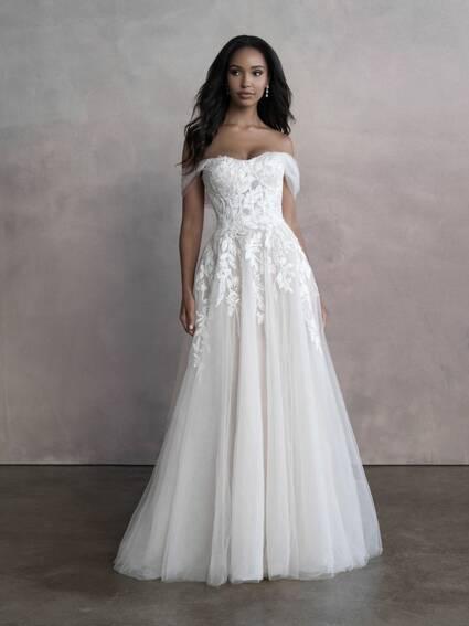 Allure Bridals Style 9803 wedding dress