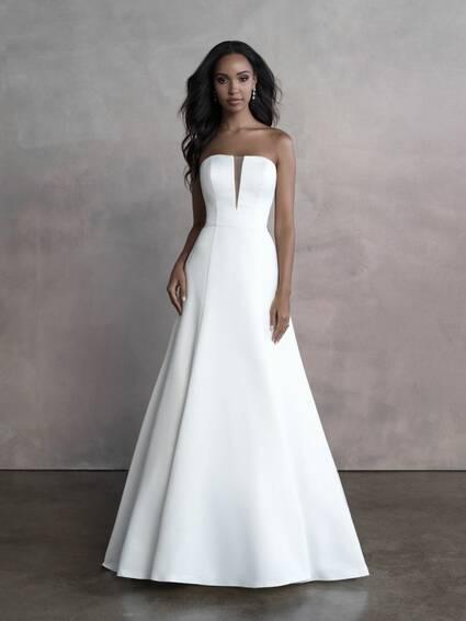 Allure Bridals Style 9804 wedding dress