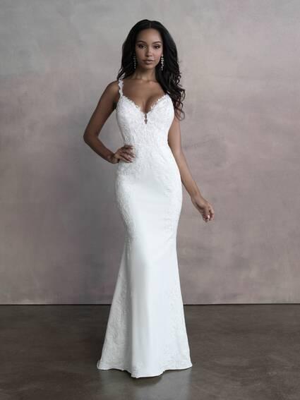 Allure Bridals Style 9812 wedding dress