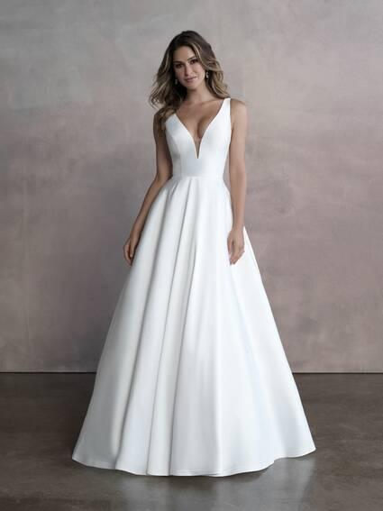 Allure Bridals Style 9813 wedding dress