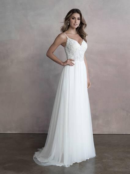 Allure Bridals Style 9814 wedding dress