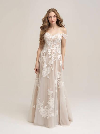 Allure Bridals Style 3461 wedding dress