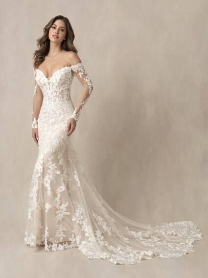 Allure Bridals Style 9863 wedding dress