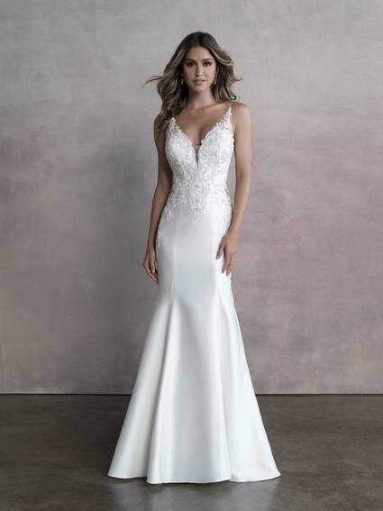 Allure Bridals Style 9805 wedding dress