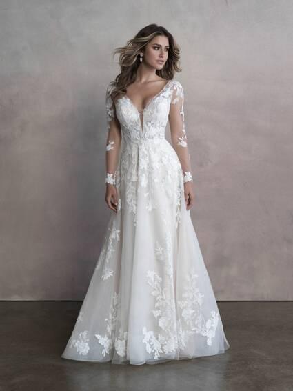 Allure Bridals Style 9806 wedding dress