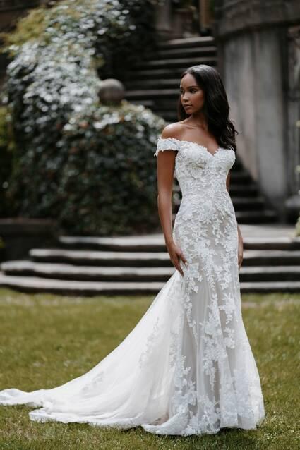Allure Bridals Style 3455 wedding dress