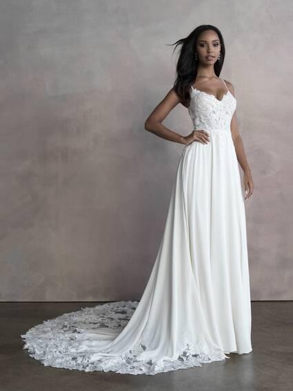 Allure Bridals Style 9807 wedding dress