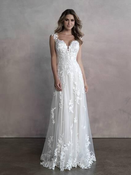 Allure Bridals Style 9816 wedding dress