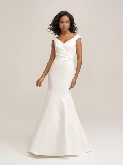 Allure Bridals Style 3460 wedding dress