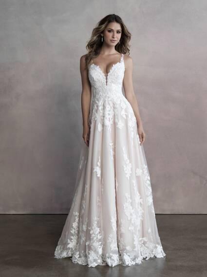 Allure Bridals Style 9811 wedding dress