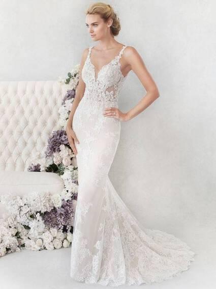 Kenneth Winston Style BE476 wedding dress