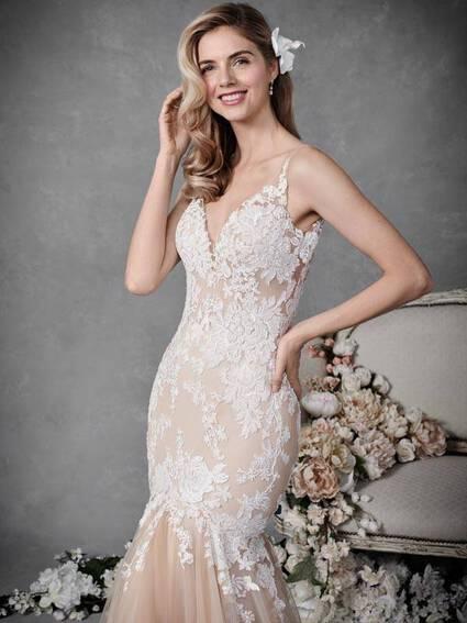 Kenneth Winston Style BE503 wedding dress