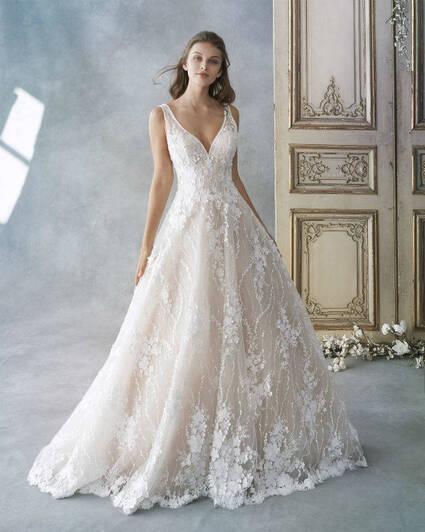 Kenneth Winston Style 1789 wedding dress