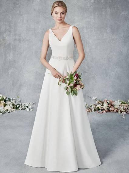 Kenneth Winston Style BE528 wedding dress