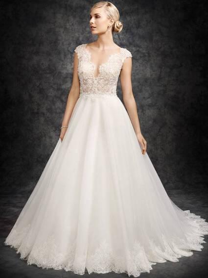 Kenneth Winston Style BE324 wedding dress