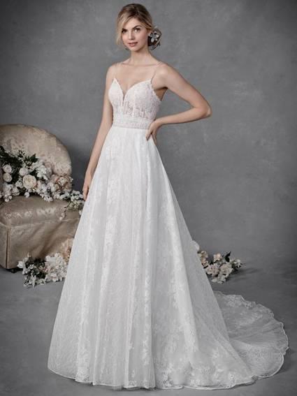 Kenneth Winston Style BE5052 wedding dress