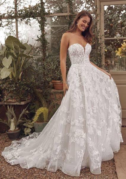 Justin Alexander Style 88142 wedding dress