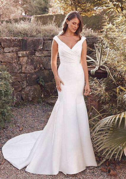 Justin Alexander Style 88148 wedding dress